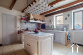 Grande maison familiale avec piscine et gîtes Ref # BH5084M image 14 fully equipped kitchen, also with pizza oven