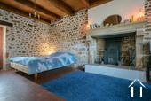 Grande maison familiale avec piscine et gîtes Ref # BH5084M image 27 sleeping area in studio