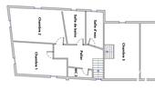 Grande maison familiale avec piscine et gîtes Ref # BH5084M image 40 premier etage maison