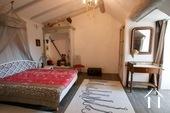 Maison de caractère avec vue sur le Morvan Ref # CR5086BS image 3 Master bedroom