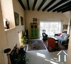 Maison de caractère avec vue sur le Morvan Ref # CR5086BS image 7 View on Living from kitchen
