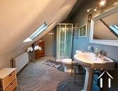 Maison de caractère avec vue sur le Morvan Ref # CR5086BS image 11 Upstairs shower room