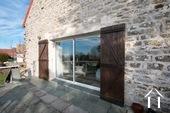 Maison de caractère avec vue sur le Morvan Ref # CR5086BS image 12 Terrace and living