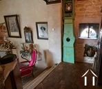 Maison de caractère avec vue sur le Morvan Ref # CR5086BS image 8 second stairs to living