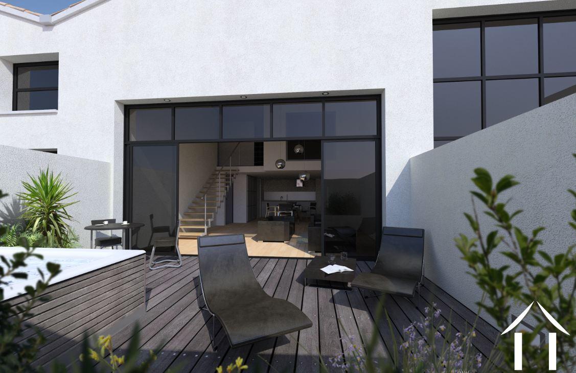 Loft vendre pezenas languedoc roussillon 5857 for Construction maison style loft