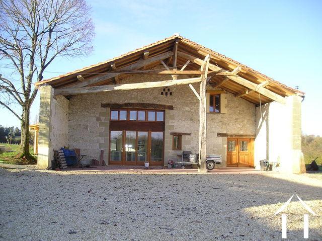 Maison avec gite vendre miramont de guyenne aquitaine for Piscine miramont de guyenne