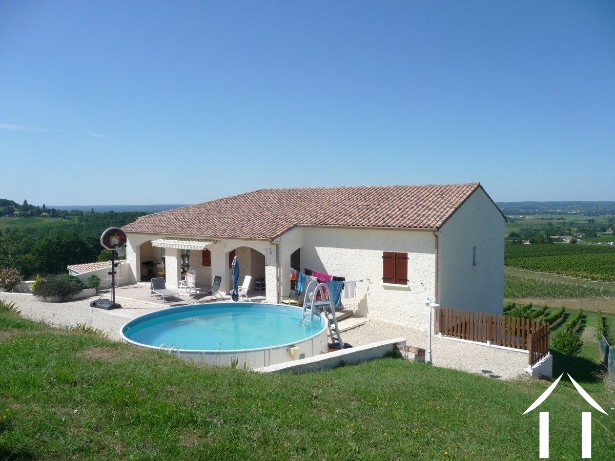 Maison moderne à vendre bergerac, aquitaine - 4767 - France4u.eu