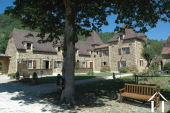 Domaine touristique,  23 ha.poss. developer 100 res. de vac. Ref # GVS4850C image 8