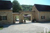 Domaine touristique,  23 ha.poss. developer 100 res. de vac. Ref # GVS4850C image 2