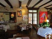 Chambres d\'Hôtes, Auberge,Restaurant, Bar lisc.4 en Périgord Ref # GVS4948C image 11
