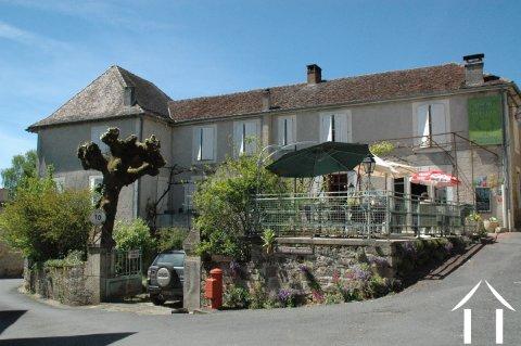 Chambres d\'Hôtes, Auberge,Restaurant, Bar lisc.4 en Périgord Ref # GVS4948C Image principale