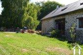 Grange rénovée en 2 maisons avec piscine Ref # Li582 image 19