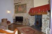 Grange rénovée en 2 maisons avec piscine Ref # Li582 image 8
