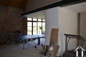 Grange rénovée en 2 maisons avec piscine Ref # Li582 image 38