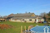 Fermette avec 1,6 hectares, grandes granges, piscine Ref # Li609 image 36