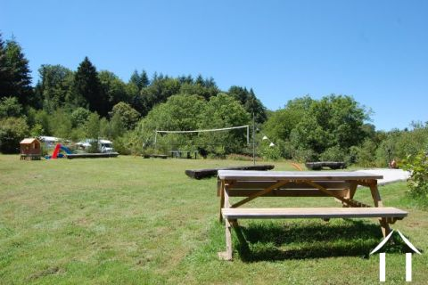 Camping au coeur du Limousin Ref # 246A