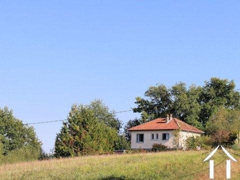 Belle maison située sur un colline, proche de Maubourguet Ref # EL4638
