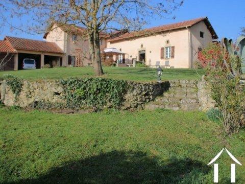 Maison, 4 chambres, dépendances, 2498m² de terrain Ref # LC4497