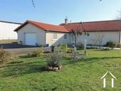 Villa (140m²), 3 chambres, garage, 1507m² de terrain Ref # LC4676 image 1