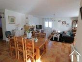 Villa (140m²), 3 chambres, garage, 1507m² de terrain Ref # LC4676 image 4