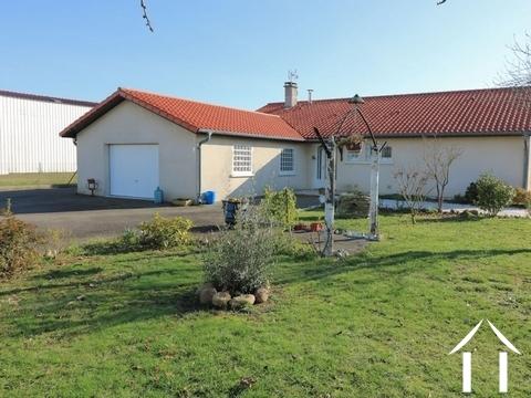 Villa (140m²), 3 chambres, garage, 1507m² de terrain Ref # LC4676 Image principale
