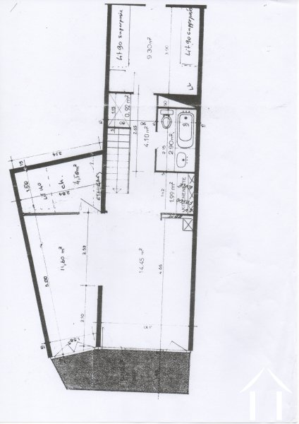 plan appartement la mongie