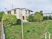 Maison de village aménagée en 2 appts sur terrain de 1250m2 Ref # MP9075 image 1