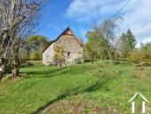 Belle maison de montagne sur 4.72 ha avec fantastiques vues montagne et gite potentiel Ref # MPDJ015 image 6