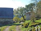 Belle maison de montagne sur 4.72 ha avec fantastiques vues montagne et gite potentiel Ref # MPDJ015 image 4