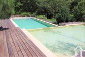 Maison de campagne avec piscine sur 3.3ha Ref # MPLS1007 image 9