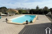 Belle maison, jardin avec piscine Ref # MPMLP478 image 12