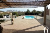 Belle maison, jardin avec piscine Ref # MPMLP478 image 21
