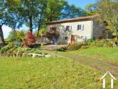 Belle maison de montagne sur 4.72 ha avec fantastiques vues montagne et gite potentiel Ref # MPDJ015 image 27