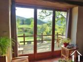 Belle maison de montagne sur 4.72 ha avec fantastiques vues montagne et gite potentiel Ref # MPDJ015 image 25