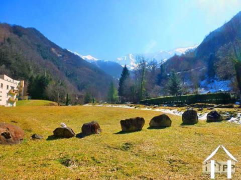 Appartement F2 dans village de montagne Ref # MPMPDJ021 Image principale
