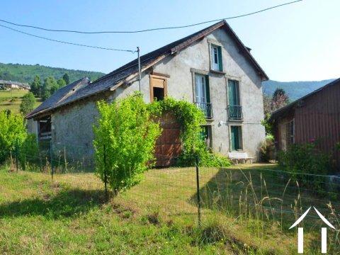 Maison de montagne avec jardin 650m2 et vue Pyrénées Ref # MPDK050