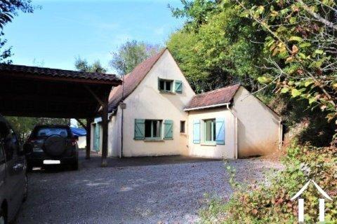 Petite maison dans le Périgord Noir avec 1488 m² de terrain Ref # MPLS1021
