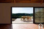 Maison en bois avec 5000 m² de terrain et de très belles vues Ref # MPLS1027 image 9
