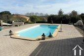 Belle maison, jardin avec piscine Ref # MPMLP478 image 7