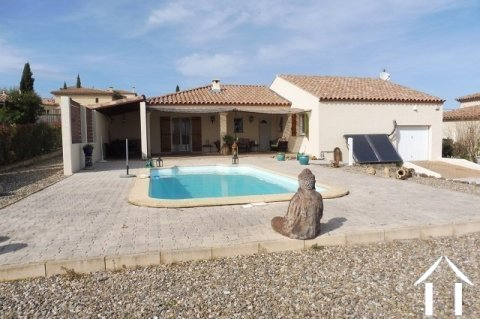 Belle maison, jardin avec piscine Ref # MPMLP478 Image principale