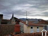 Immeuble d\'habitation ancien à rénover dans quartier en réhabilitation de St Girons Ref # MPOA1856 image 7