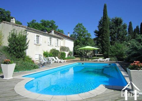 Maison en pierre récemment rénovée, proche de Carcassonne Ref # MPOP0040