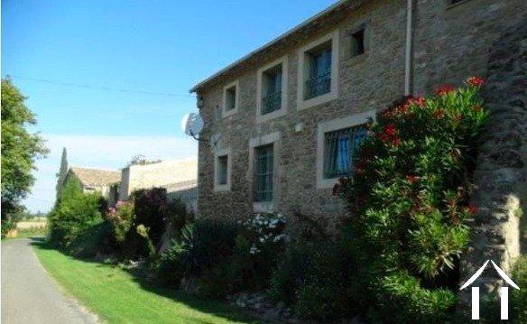 Belle maison en pierre avec piscine et vue imprenable Ref # MPOP0057 image 31