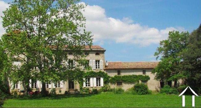 Manoir du 19ème siècle près de Carcassonne   Ref # MPOP0064 image 7