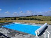 Maison de luxe conçue par un architecte avec 4 chambres, piscine, 100 000m2 de terrain et une vue imprenable! Ref # MPMPOP0080 image 1