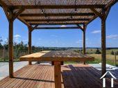 Maison de luxe conçue par un architecte avec 4 chambres, piscine, 100 000m2 de terrain et une vue imprenable! Ref # MPMPOP0080 image 2