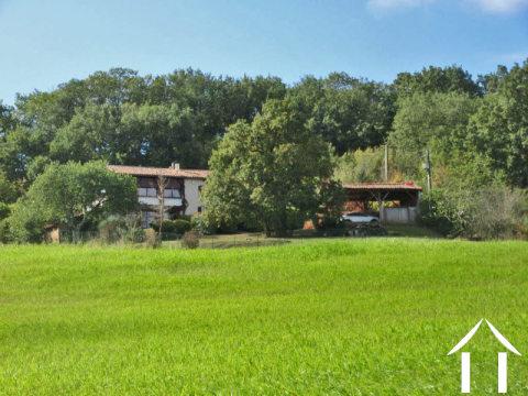 Maison de campagne 180m2 située sur un terrain arboré de 2 439m2 Ref # MPP9072