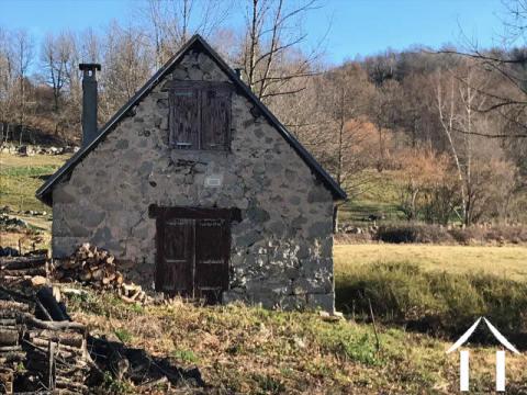 Jolie petite maison de montagne, env.50m2, avec env. 1500m2 de t Ref # MPPDJ023