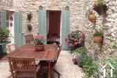 Jolie maison aménagée en Chambres d\'hôtes avec vue sur l\'Aude Ref # MPOP0023 image 10