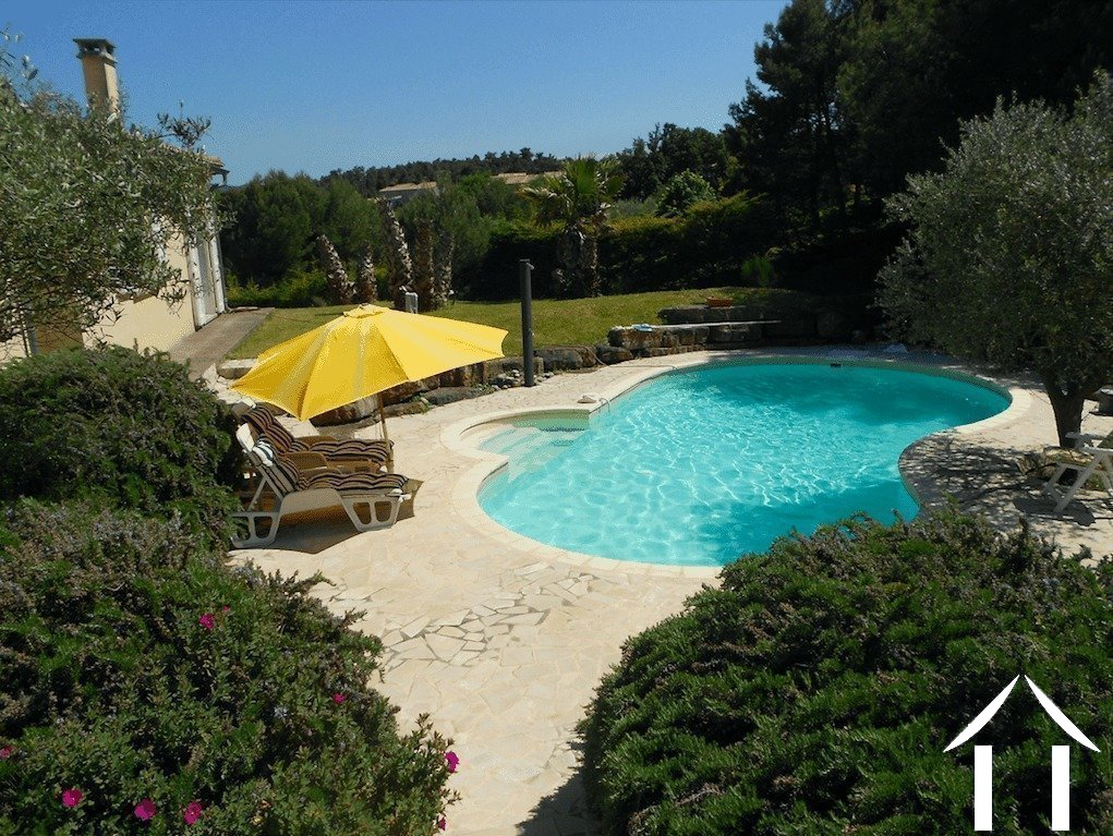 Villa de luxe près de Carcassonne Ref # MPOP0024 image 2